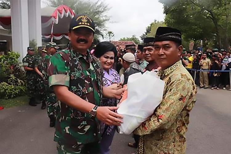 Panglima TNI : Perbedaan Harus Menjadi Kekuatan